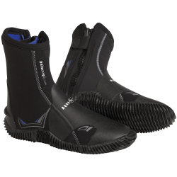 Polar Zippered Boot